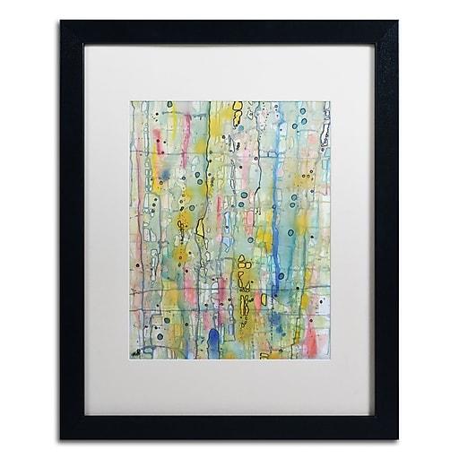 Trademark Fine Art Sylvie Demers 'Air du Temps 1'  16 x 20 (ALI0881-B1620MF)