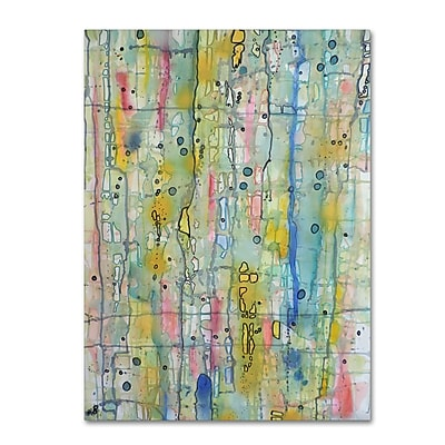 Trademark Fine Art Sylvie Demers 'Air du Temps 1' 14 x 19 (ALI0881-C1419GG)