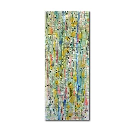 Trademark Fine Art Sylvie Demers 'Air du Temps 2'  20 x 47 (ALI0882-C2047GG)
