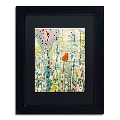 Trademark Fine Art Sylvie Demers 'Alpha'  11 x 14 (886511750425)