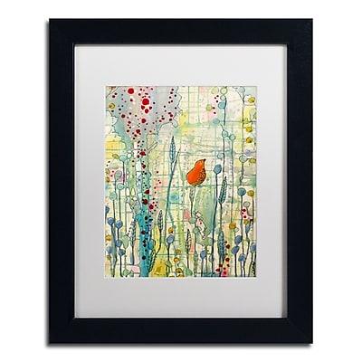 Trademark Fine Art Sylvie Demers 'Alpha' 11 x 14 (ALI0883-B1114MF)