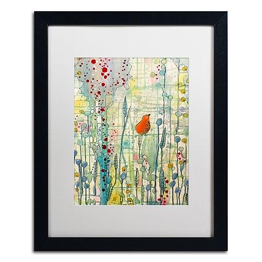 Trademark Fine Art Sylvie Demers 'Alpha'  16 x 20 (ALI0883-B1620MF)