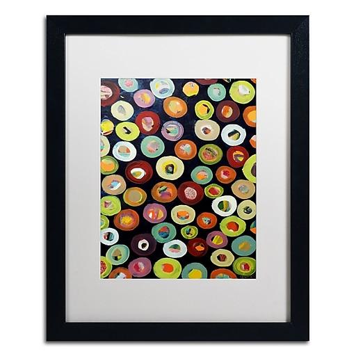 Trademark Fine Art Sylvie Demers 'Archipel'  16 x 20 (ALI0885-B1620MF)