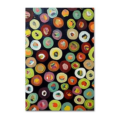 Trademark Fine Art Sylvie Demers 'Archipel' 30 x 47 (ALI0885-C3047GG)
