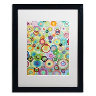 Trademark Fine Art Sylvie Demers 'Bulles' 16 x 20 (ALI0887-B1620MF)