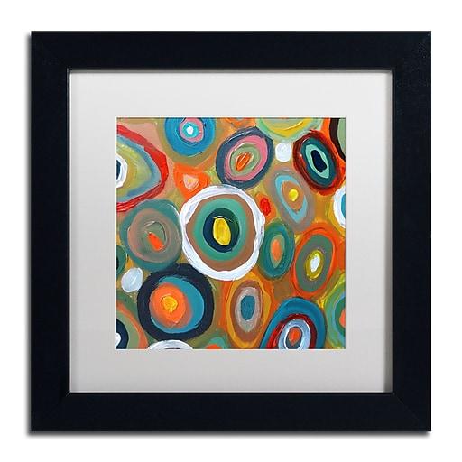 Trademark Fine Art Sylvie Demers 'Carisma'  11 x 11 (ALI0888-B1111MF)