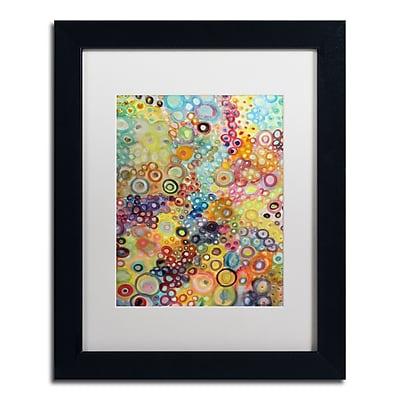 Trademark Fine Art Sylvie Demers 'Cellulaires' 11 x 14 (ALI0889-B1114MF)
