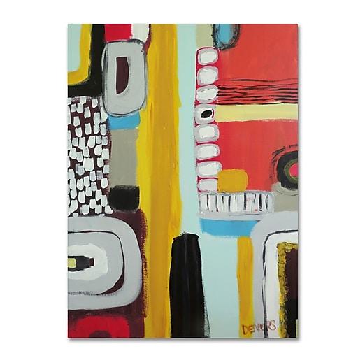 Trademark Fine Art Sylvie Demers 'Chemins'  24 x 32 (ALI0890-C2432GG)