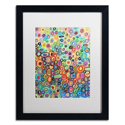 Trademark Fine Art Sylvie Demers 'First Love' 16 x 20 (ALI0891-B1620MF)