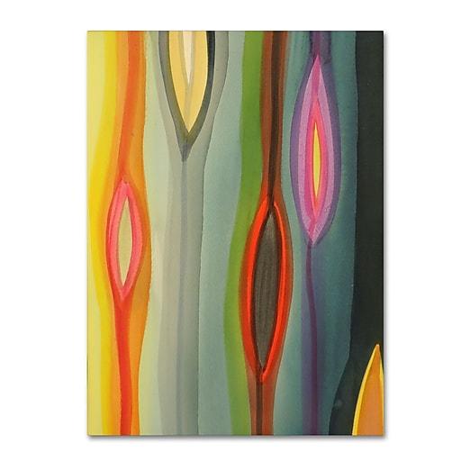 Trademark Fine Art Sylvie Demers 'Le Progres'  24 x 32 (ALI0895-C2432GG)