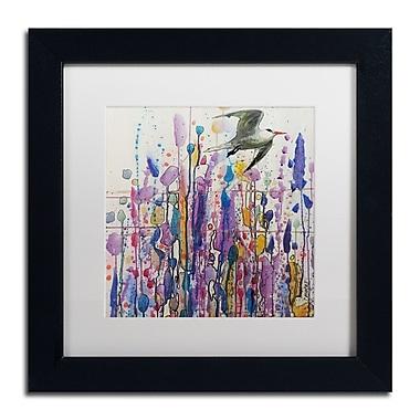 Trademark Fine Art Sylvie Demers 'Libre Voie' 11 x 11 (ALI0897-B1111MF)