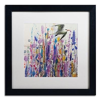 Trademark Fine Art Sylvie Demers 'Libre Voie' 16 x 16 (ALI0897-B1616MF)