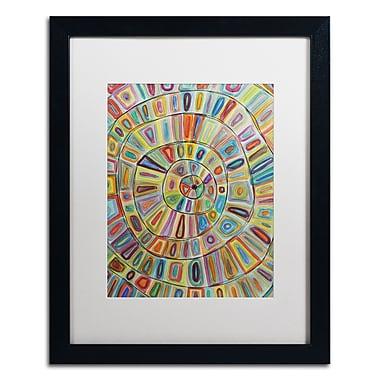 Trademark Fine Art Sylvie Demers 'Ma Cible' 16 x 20 (ALI0898-B1620MF)