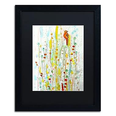 Trademark Fine Art Sylvie Demers 'Pause' 16 x 20 (886511752207)