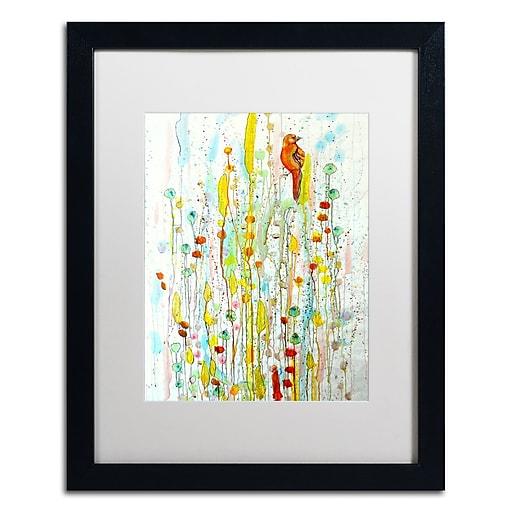 Trademark Fine Art Sylvie Demers 'Pause'  16 x 20 (ALI0903-B1620MF)