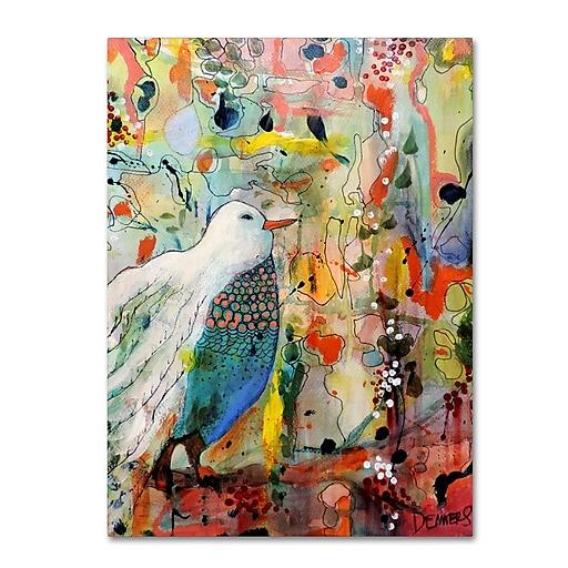 Trademark Fine Art Sylvie Demers 'Vers Toi'  35 x 47 (ALI0909-C3547GG)