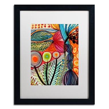 Trademark Fine Art Sylvie Demers 'Vivaces' 16 x 20 (ALI0911-B1620MF)