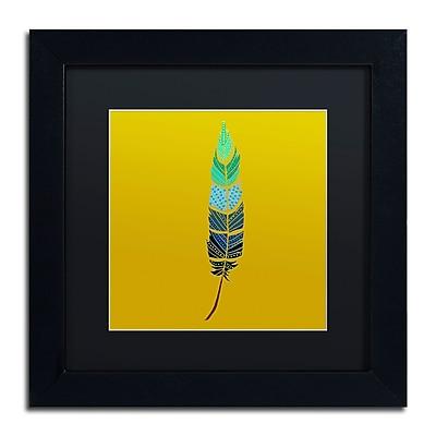 Trademark Fine Art Sylvie Demers 'Plume 2' 11 x 11 (886511753167)