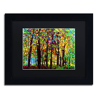 Trademark Fine Art Mandy Budan 'Standing Room Only' 11 x 14 (886511753365)
