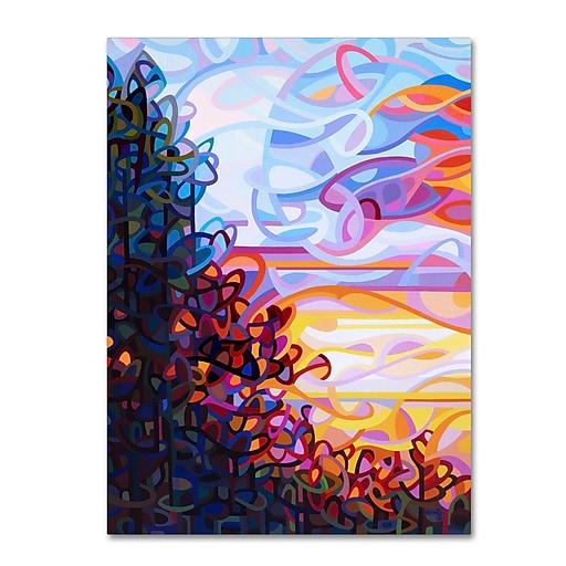 Trademark Fine Art Mandy Budan 'Crescendo'  14 x 19 (ALI0918-C1419GG)