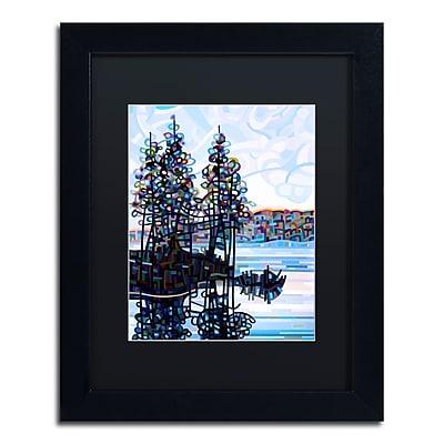 Trademark Fine Art Mandy Budan 'Haliburton Morning' 11 x 14 (886511753761)