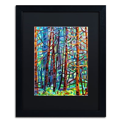 Trademark Fine Art Mandy Budan 'In A Pine Forest' 16 x 20 (886511754027)