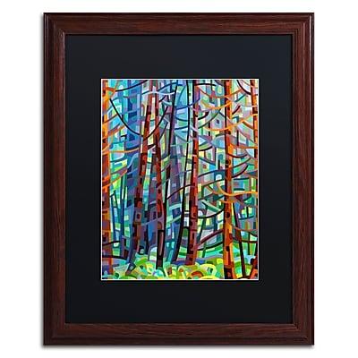 Trademark Fine Art Mandy Budan 'In A Pine Forest' 16 x 20 (886511754096)