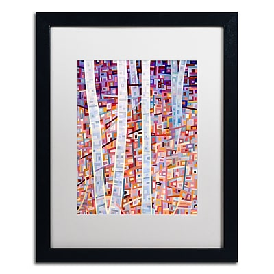 Trademark Fine Art Mandy Budan 'Incandescence' 16 x 20 (ALI0924-B1620MF)