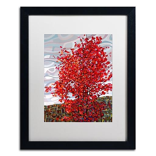 Trademark Fine Art Mandy Budan 'Passing Storm'  16 x 20 (ALI0928-B1620MF)