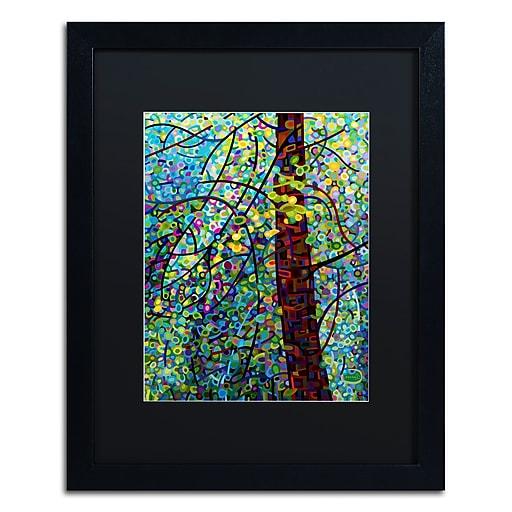 Trademark Fine Art Mandy Budan 'Pine Sprites'  16 x 20 (886511754560)