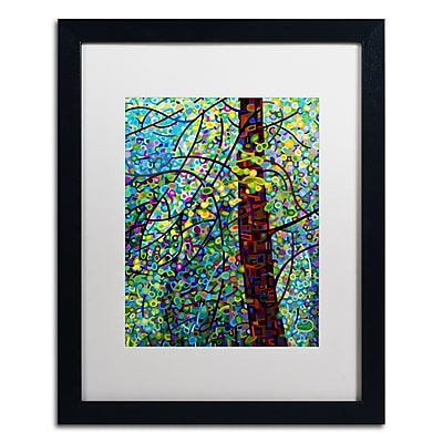 Trademark Fine Art Mandy Budan 'Pine Sprites' 16 x 20 (ALI0929-B1620MF)