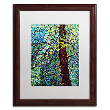Trademark Fine Art Mandy Budan 'Pine Sprites' 16 x 20 (ALI0929-W1620MF)