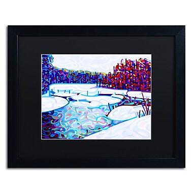Trademark Fine Art Mandy Budan 'Thaw' 16 x 20 (886511755062)