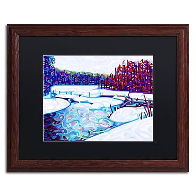 Trademark Fine Art Mandy Budan 'Thaw' 16 x 20 (886511755130)