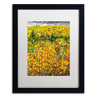 Trademark Fine Art Mandy Budan 'Towards Autumn' 16 x 20 (ALI0940-B1620MF)