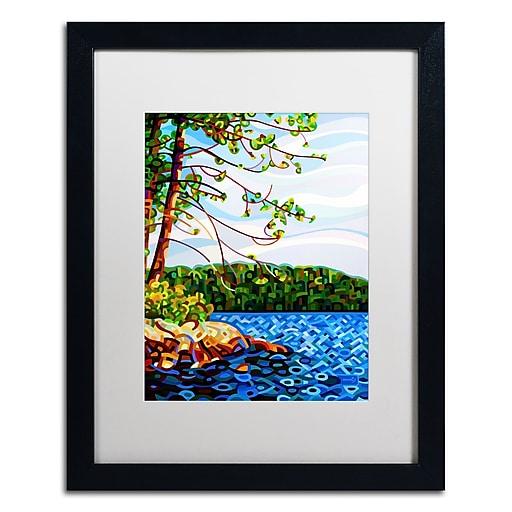 Trademark Fine Art Mandy Budan 'View From Mazengah'  16 x 20 (ALI0941-B1620MF)