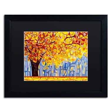 Trademark Fine Art Mandy Budan 'October Gold' 16 x 20 (886511755581)