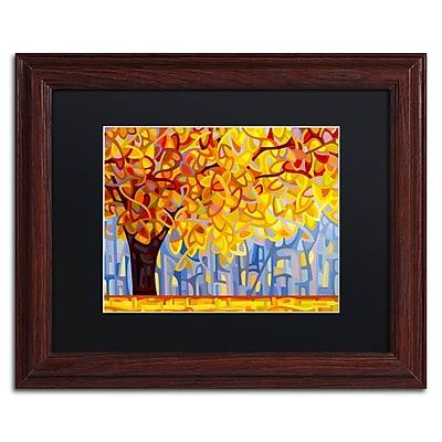 Trademark Fine Art Mandy Budan 'October Gold' 11 x 14 (886511755642)