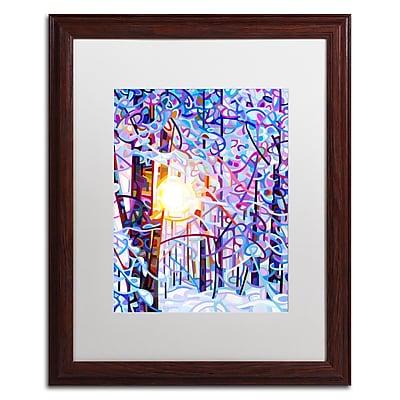 Trademark Fine Art Mandy Budan 'Early Riser' 16 x 20 (ALI0946-W1620MF)