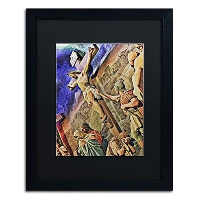 Trademark Fine Art Gregory O'Hanlon 'Altar of Calvary' 16 x 20 (GO0033-B1620BMF)