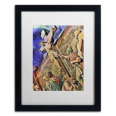 Trademark Fine Art Gregory O'Hanlon 'Altar of Calvary' 16 x 20 (GO0033-B1620MF)