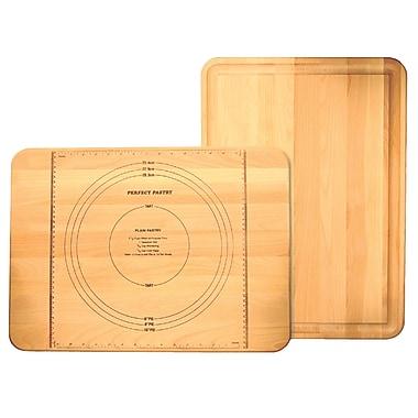 Catskill Craftsmen Pastry Maker Board w/ Reverse Groove