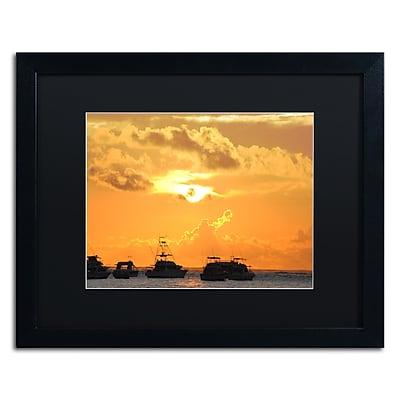 Trademark Fine Art Monica Mize 'Kipona Aloha' 16 x 20 (MF152-B1620BMF)