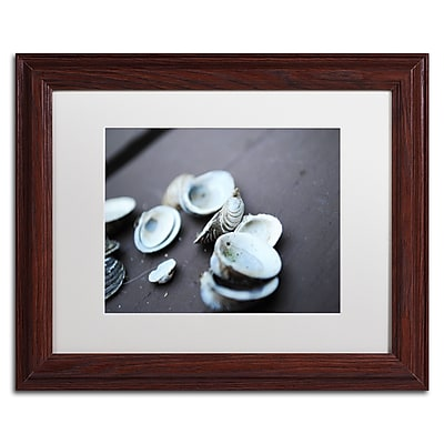 Trademark Fine Art Monica Mize 'Lei' 11 x 14 (MF153-W1114MF)