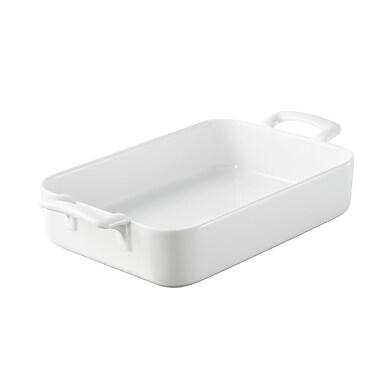 Revol Belle Cuisine 13.5'' Roasting Dish; White
