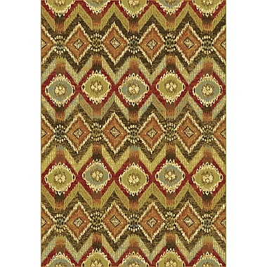 Dynamic Rugs Heritage Ikat Area Rug; Rectangle 7'10'' x 10'10''