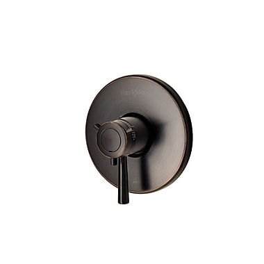Pfister Thermostatic Volume Control Shower Faucet Trim; Tuscan Bronze