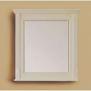 Legion Furniture Mirror; 32'' H x 30'' W x 3.5'' D