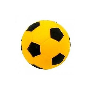 360 Athletics - Ballon de soccer Nerf FF8S, 8,5 po, jaune/noir