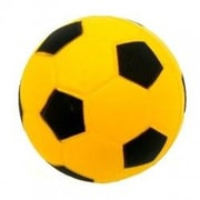 360 Athletics FF8S Nerf Soccer Ball, 8.5'', Yellow/Black